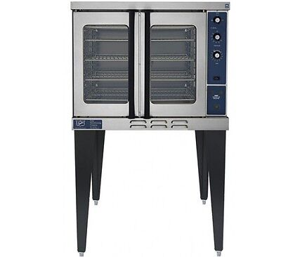 New Commercial Gas Convection Oven, Full Size, Single Deck, DUKE E101-G