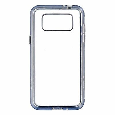 Bundle Pack for Samsung Galaxy J3 Tempered Glass Screen Protector and Clear Case