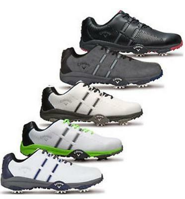 *2017* Callaway Chev Mulligan Waterproof Golf Shoes (Various Colours & Sizes)