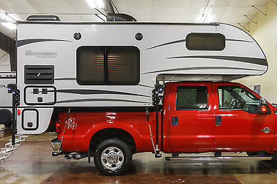 New 2017 BackPack HS-8801 Slide In Pickup Truck Camper with Toilet and Shower