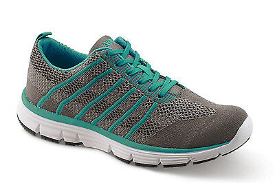 Apex Shoes Athletic Knit Lace Up Women's Therapeutic Diabetic Extra Depth Shoe