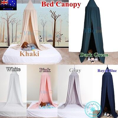 6 Color Canopy Bed Netting Mosquito Bedding Net Dome Baby Kids Reading Play Tent