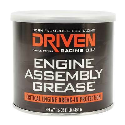 Driven Racing Oil Car Engine Cam Shaft Assembly Grease Lube - 1lb Tub