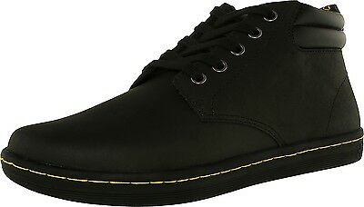 Dr. Martens Men's Maleke M Ankle-High Leather Boot