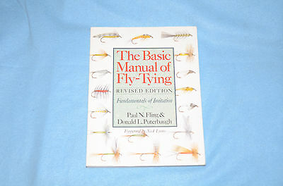 The Basic Manual of Fly-Tying - Fling & Puterbaugh