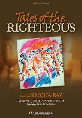 Tales of the Righteous by Simcha Raz New Paperback Book