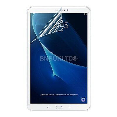Ultra Clear Screen Protector Guard for Samsung Galaxy Tab A 10.1 SM-T580 T585