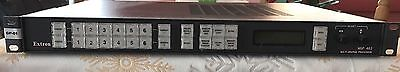 Extron Mgp-462 Two Window Multi Graphic Processor
