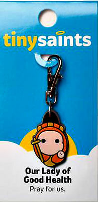 Tiny Saints - Mary Our Lady of Good Health Charm NEW! JUST RELEASED!