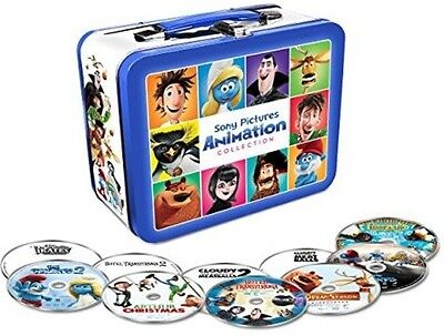 Sony Pictures Animation Collection - 10 DISC SET (2016, DVD NEW)