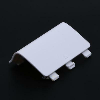 5Pcs Replacement Battery Back Cover Case for XBox One Controller Wireless White