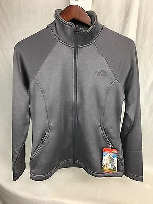 New The North Face Agave Full Zip Rabbit Womens Softshell Sweatshirt Fleece Dwr