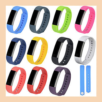 Wireless Bracelet Replacement Wristband Large Small + Clasp for Fitbit Alta