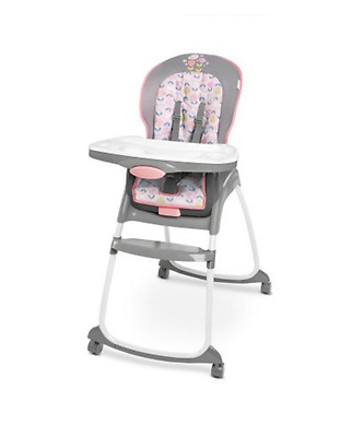 Ingenuity Trio 3 In 1 High Chair for Baby, Toddler, Ansley, Booster Seat
