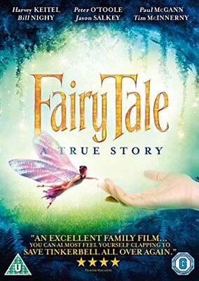 Fairytale: A True Story [DVD] - DVD  7YVG The Cheap Fast Free Post