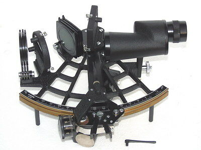 Mint Tamaya Japan Marine Navigation Sextant Ms-633 Nr.82386