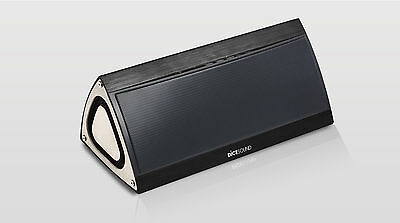 bluetooth speaker ROYALE PARTY black by DICE SOUND Lautsprecher 12W