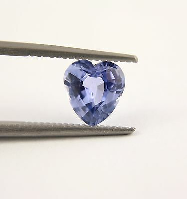 Zaffiro Naturale Cuore 2,38 ct 8,5x8 mm circa Natural Sapphire Heart