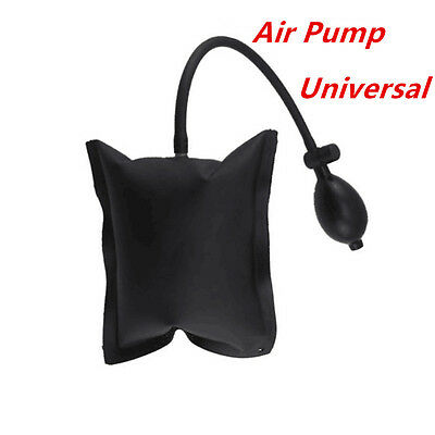 1× Car Air Pump Powerful Wedge Alignment Inflatable Shim Entry Tool Opening Door