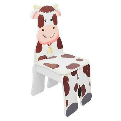 Primary Products Ltd Td-11324A2-Cow Chaise Vache Happy