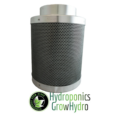 "Pro Flower Carbon Filter -4/5/6/8/10/12"" premium grade, odour control, grow room"