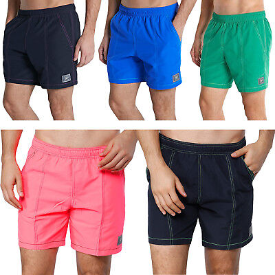 Speedo Mens Checked Leisure Swimming Swim Beach Pool Water Shorts
