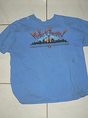 Bele Chere Stage Crew t-shirt Shirt 2007 size XL
