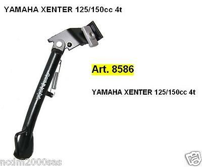 8586 Buzzetti Cavalletto Laterale Yamaha Xenter 125 150 4T / Mbk Oceo 4T 125 150