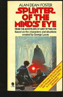A Splinter of the Mind's Eye Book The Cheap Fast Free Post