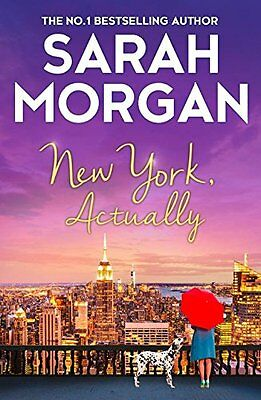 New York, Actually by Morgan, Sarah Book The Cheap Fast Free Post