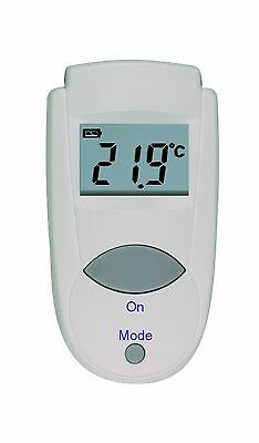 Blooming Weather 31.110800000000001 Mini Flash Infrared Thermometer - White