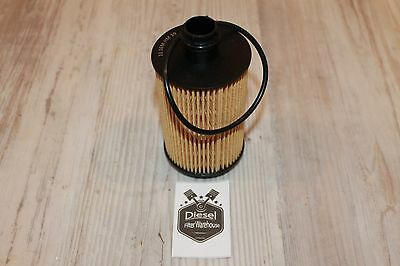Oil Filter For 2014-2017 3.0L Ram 1500 Eco-Diesel Replace 68229402AA, 68109834AA