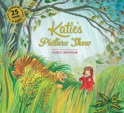 Katie's Picture Show by James Mayhew Hardcover Book (English)