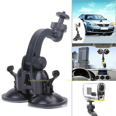 Car Suction Cup Sucker Camera Holder Mount For Xiaomi Yi Gopro Hero 5 4 3 Sj4000