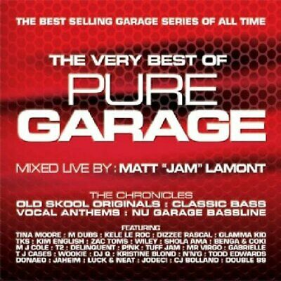 Various - Very Best Of Pure Garage - Various CD 06VG The Cheap Fast Free Post