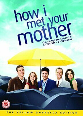 How I Met Your Mother - Season 8 [DVD] - DVD  18VG The Cheap Fast Free Post