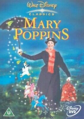 Mary Poppins [DVD] - DVD  DDVG The Cheap Fast Free Post