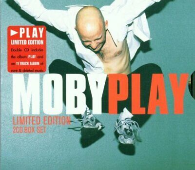 Moby - Play - Limited Edition - Moby CD 62VG The Cheap Fast Free Post The Cheap