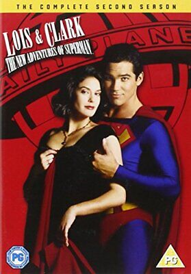 Lois and Clark: The New Adventures of Superman - The Complete Sea... - DVD  40VG