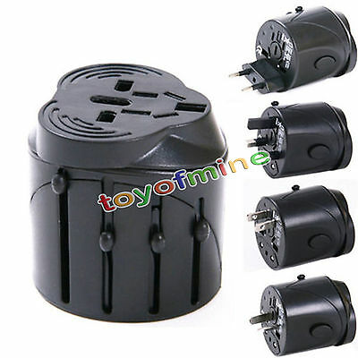 Universal International Travel AC Adapter Power Outlet Plug UK US AU EUROPE