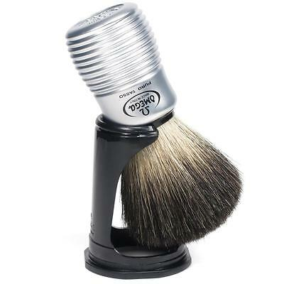 Pennello Da Barba  Omega Puro Tasso 66230 Shaving Brush Made In Italy