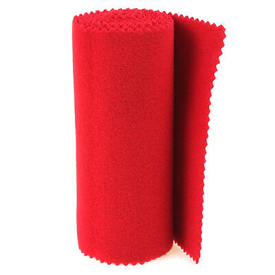 Red Soft Nylon Cotton Cloth Dustproof Cover Piano Key Keyboard Cover Case Cloth