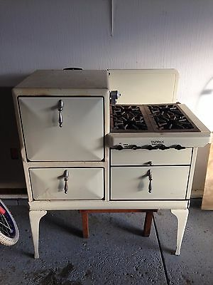 1920's Antique Vintage Tappan Gas Stove