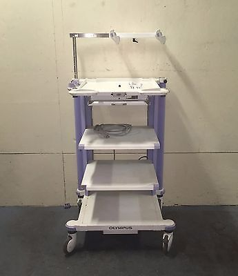 Olympus WM-WP1 Endoscopy Cart / Video Tower