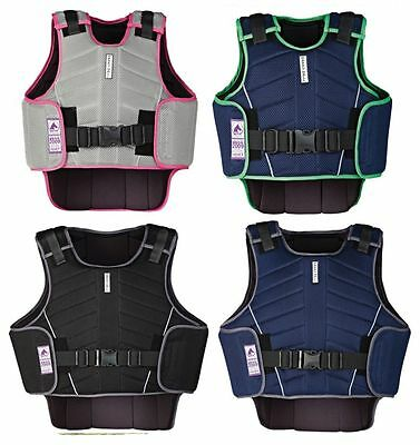 Harry Hall Zeus Body Protector beta level 3 childs horse riding protector SALE