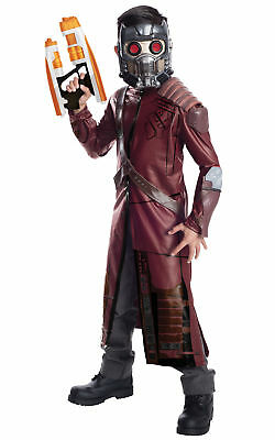 Star-Lord Starlord Deluxe Guardians of the Galaxy Superheroes Boys Costume