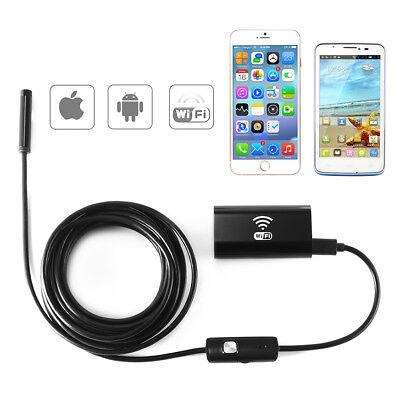 3.5M WIFI Wasserdicht Endoskop Borescope Inspect Kamera für Andriod iPhone BI560