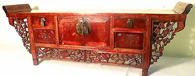 Antique Chinese Petit Altar (5926), Circa 1800-1849