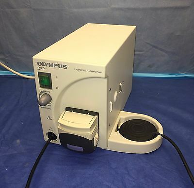 Olympus OFP Endoscopic Flushing Pump w/ Footswitch