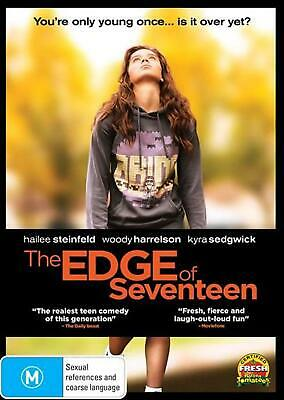 Edge Of Seventeen, The - DVD Region 4 Free Shipping!